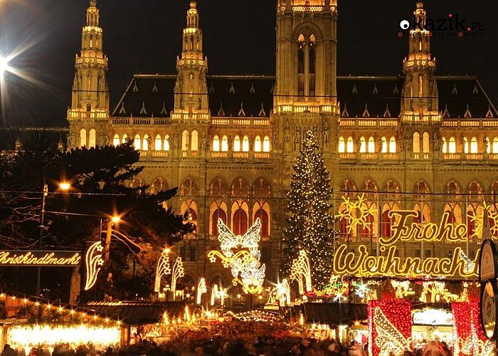 Poczuj niesamowitą atmosferę Wiedeńskiego Sylwestra! W pakiecie przejazd autokarem i opieka pilota.
