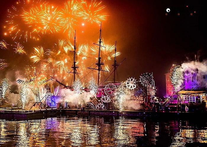 Przywitaj nowy rok w  światowej metropolii kultury i rozrywki! Sylwester w Amsterdamie Express! Autokar! Opieka pilota!