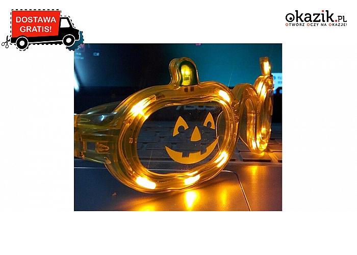 Oryginalny element charakteryzacji na imprezę Halloween. Dostawa gratis! (20 zł)