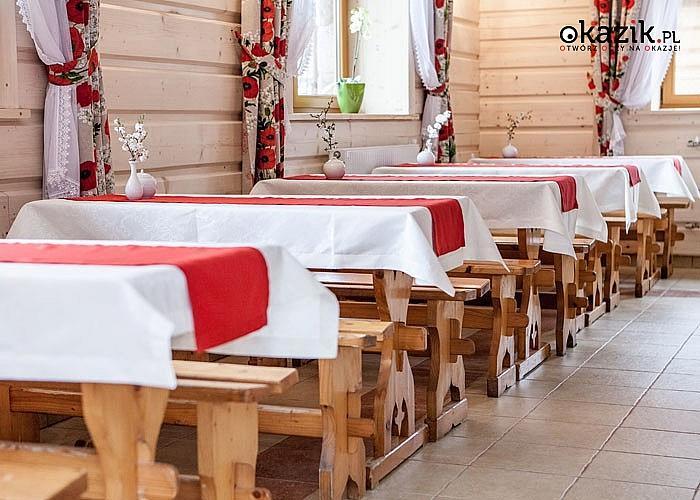 Poczuj prawdziwego ducha Tatr! Niezapomniany pobyt Sylwestrowy w Gościnie u Maryny!