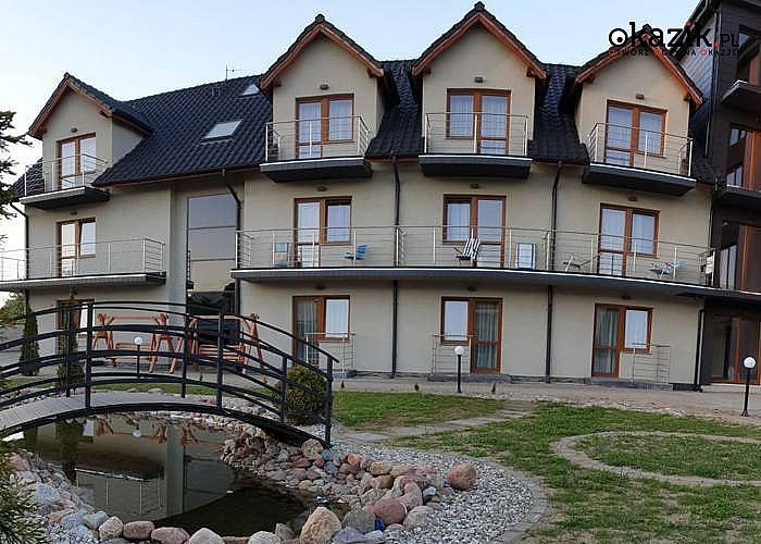 Jesienne weekendy nad morzem w Baltic Sun SPA w Rewalu! Komfortowe pokoje! Wyżywienie! Basen, jacuzzi! Masaż!
