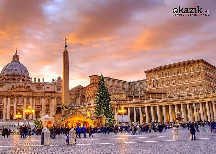 Idealne połączenie zwiedzania i zabawy! 5 dniowa wycieczka do Rzymu z Sylwestrem we włoskim klimacie na ulicach miasta!