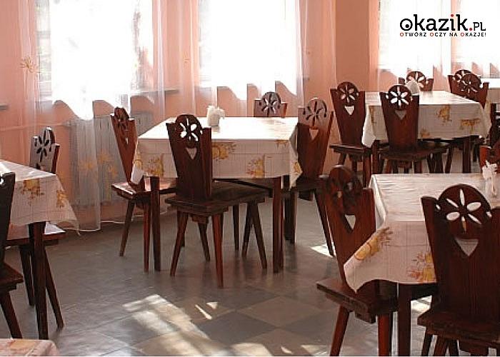 Sylwester w Pieninach! Ośrodek Sokolica w Krościenku! Śniadania i obiadokolacje! Zabawa!