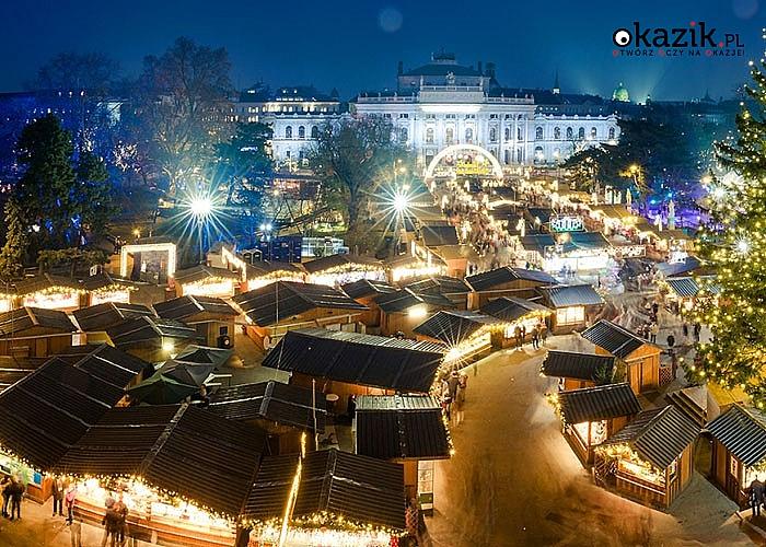 Raj dla miłośników kultury! Wiedeński czar na Sylwestra! 4 dniowa wycieczka autokarowa połączona ze zwiedzaniem.
