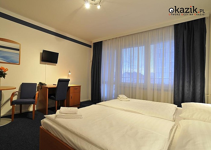 Sylwester w Wiedniu z noclegiem w Czechach! 2 noclegi w hotelu Krystal***! Śniadania! Przejazd autokarem! Opieka pilota!
