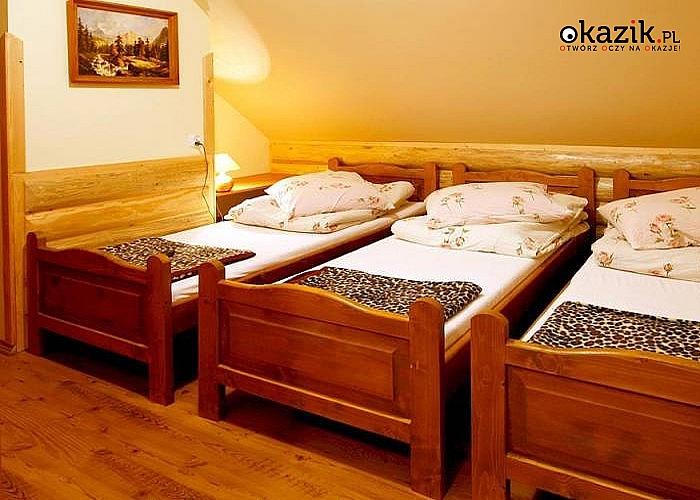 Leśny Dwór w Murzasichle na Podhalu! Komfortowe pokoje! Idealne miejsce na wypoczynek! Piękne widoki