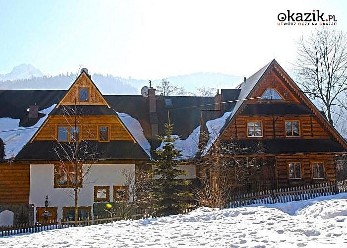 Rodzinne świętowanie w Zakopanem! Spędź Boże Narodzenie w Willi Skorusa i ciesz się świąteczną atmosferą.