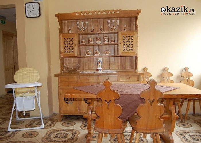 Willa Skorusa u Michalskich w Zakopanem! Pobyt na ferie! Komfortowe pokoje! Doskonała lokalizacja!