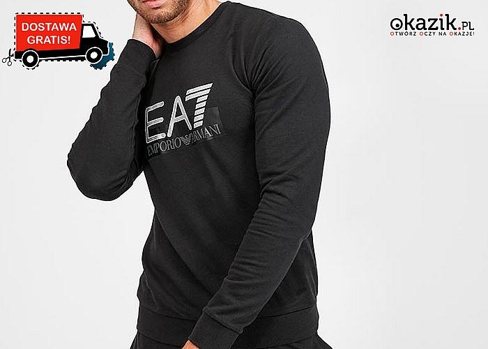 Nowość stworzona dla każdego mężczyzny! Bluza męska Emporio Armanii!  Doskonała jakość! Dwa kolory do wyboru!