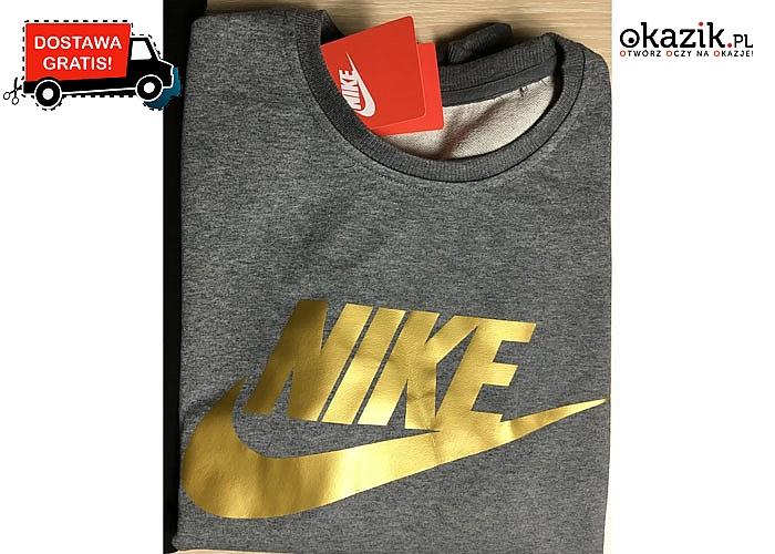 Bluza męska Nike! Doskonała jakość wykonania i dopasowanie! Dwa kolory!