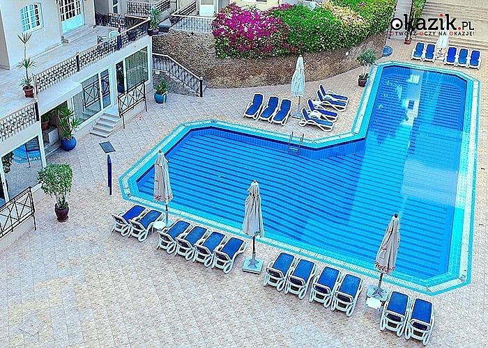 Elysees Dream Beach Hotel w przepięknej Hurghadzie! Pobyt All Inclusive! 100M do plaży!