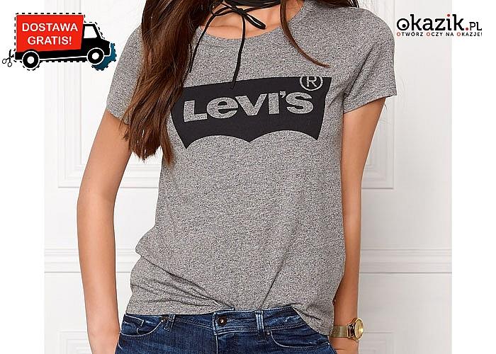 Absolutny HIT! Bluzka damska Levi's! 4 kolory! Doskonała jakość!