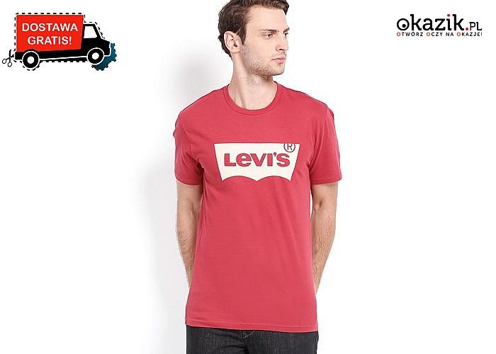 Bluzka męska Levi's! Stylowa i komfortowa! Doskonała jakość wykonania!