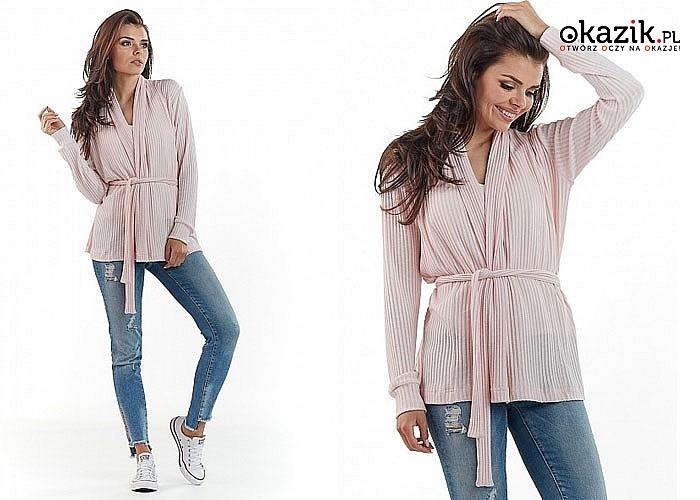 Modny sweter damski Awama! Najwyższa jakość! Komfortowy i stylowy! 3 kolory do wyboru!