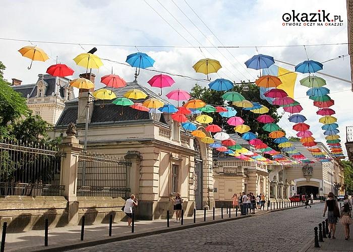 Miejsce spotkania wielu kultur! Odwiedź Lwów i przekonaj się o barwności tego miasta! Wycieczka autokarem klasy PREMIUM!