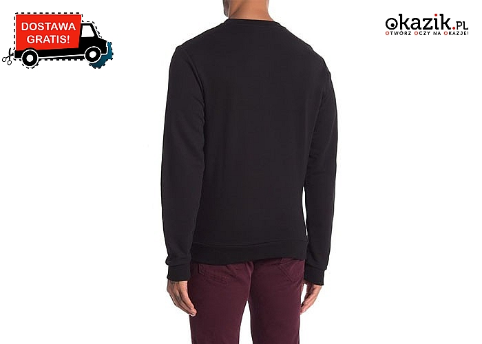 Idealna na jesień! Bluza męska Moschino! Doskonałe wykonanie! Komfortowa i stylowa!