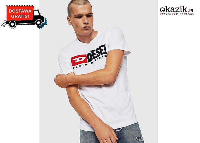 Nowość! Bluzka męska oryginalnej marki Diesel! Dwa kolory! Mnóstwo rozmiarów! Darmowa dostawa!