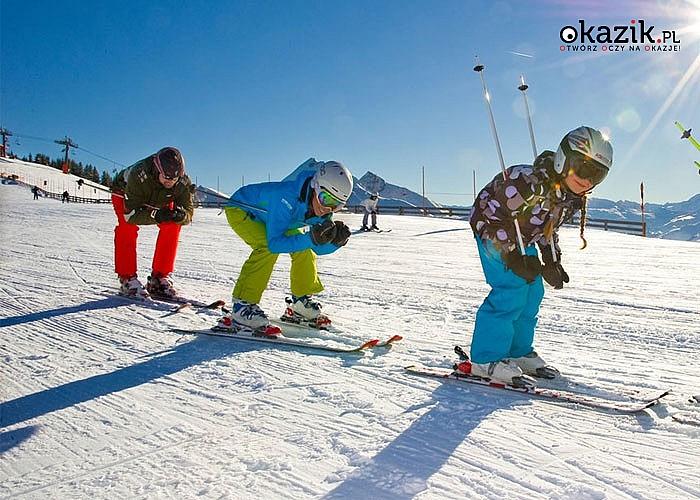Obóz narciarsko-snowboardowy w Pieninach! Ośrodek Sokolica w Krościenku! Wyżywienie! Instruktor!