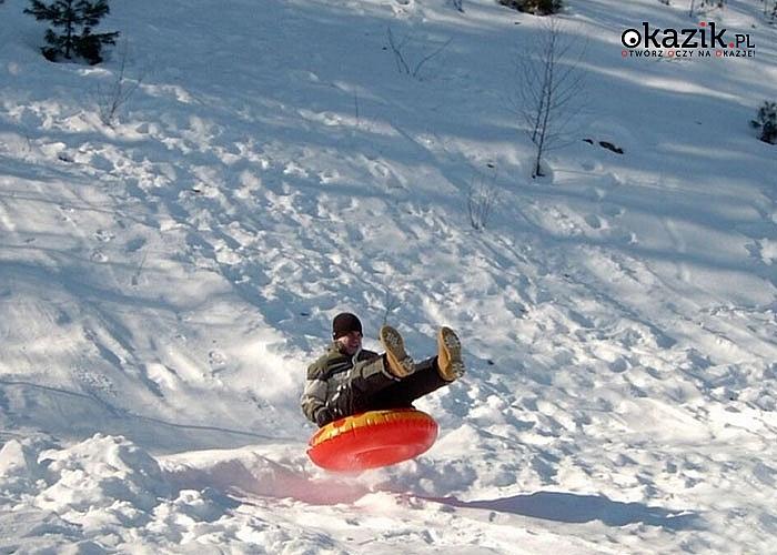 Zimowisko w Sudetach! Nowy Gierałtów! Pokoje w Górach u Wanata! Wyżywienie!Opieka pilota! Transport autokarem!