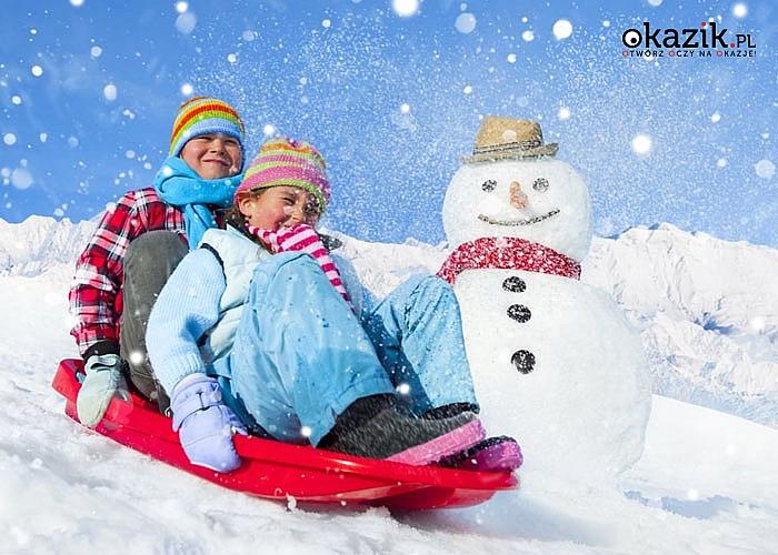 Zimowisko Tatry, Murzasichle! Wyżywienie! Zakwaterowanie w rodzinnym pensjonacie z łazienkami! Transport autokarem!