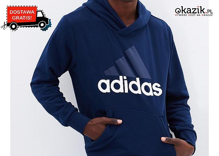 Doskonała na co dzień jak i podczas aktywności! Bluza męska Adidas! 3 kolory do wyboru!
