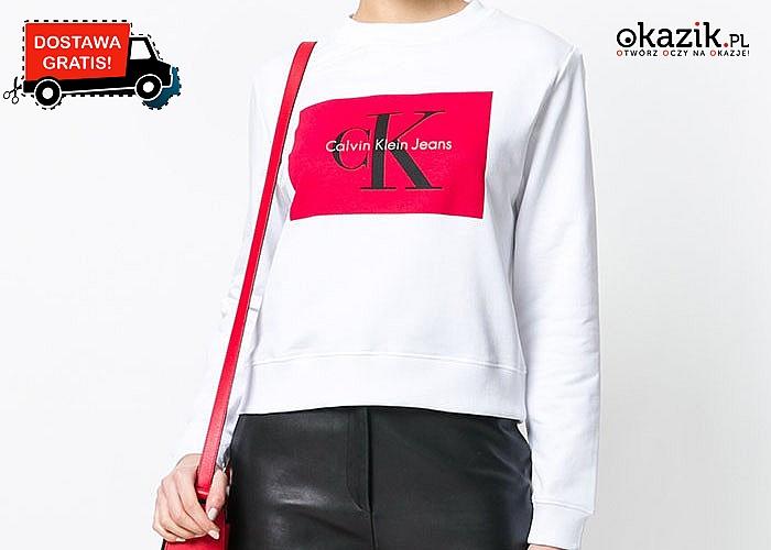 Modna i stylowa bluza damska Calvin Klein! 3 kolory! Idealna dla każdej kobiety!