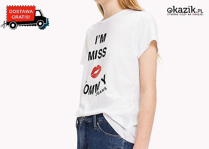 Stylowa propozycja dla każdej kobiety! Bluzka Tommy Hilfiger!