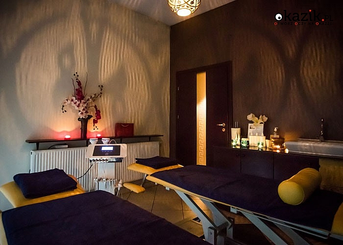 Andrzejkowy weekend SPA! Pobyty dla dwóch osób w Hotelu Spa & Wellness Abidar w Ciechocinku.