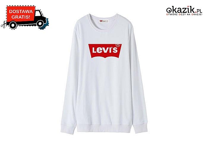 Bluza damska Levi's! Doskonała propozycja dla każdej kobiety! Najwyższa jakość wykonania!