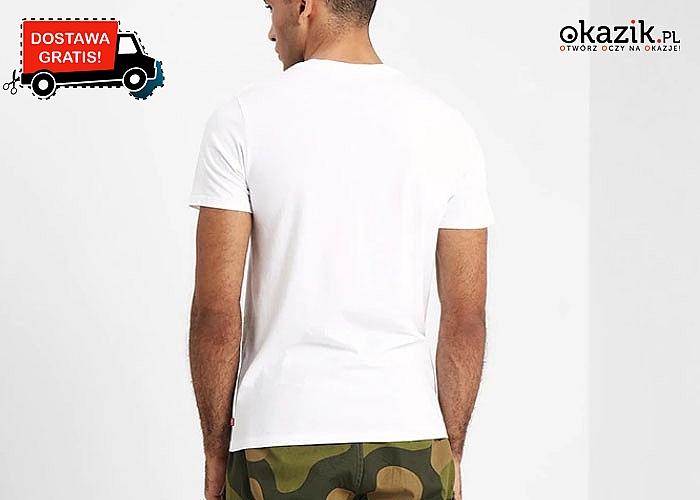 Bluzka Levi's! DARMOWA dostawa! Komfortowa i stylowa propozycja dla każdego mężczyzny!