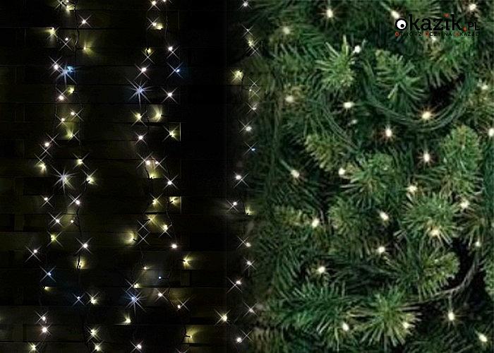 Świąteczne lampki ozdobne! Stwórz niesamowitą świetlną atmosferę!