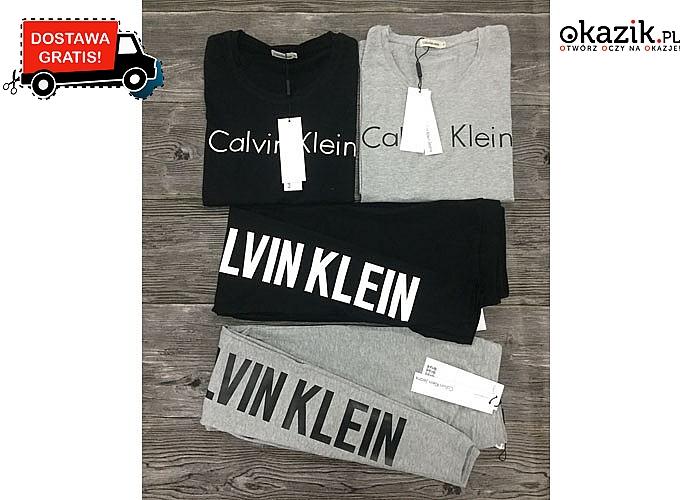 Damski dres Calvin Klein, wygodny i podkreślający kobiece kształty, różne rozmiary i dwa kolory. Wysyłka GRATIS!