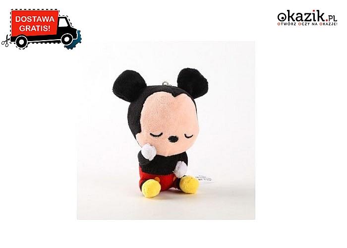 Pluszowe breloczki dla dzieci – postacie Disneya