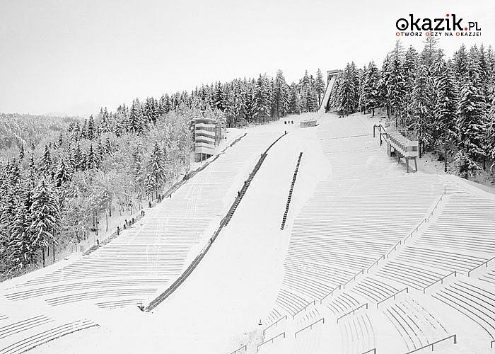 Skoki narciarskie w Innsbrucku! Weekendowy wyjazd na Turniej Czterech Skoczni!