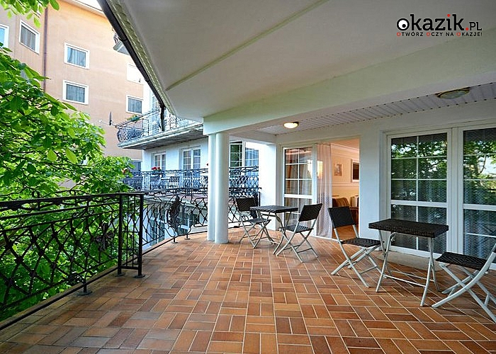 Pora na jesienny wypoczynek! Hotel*** Solar Palace Spa & Wellness zaprasza!