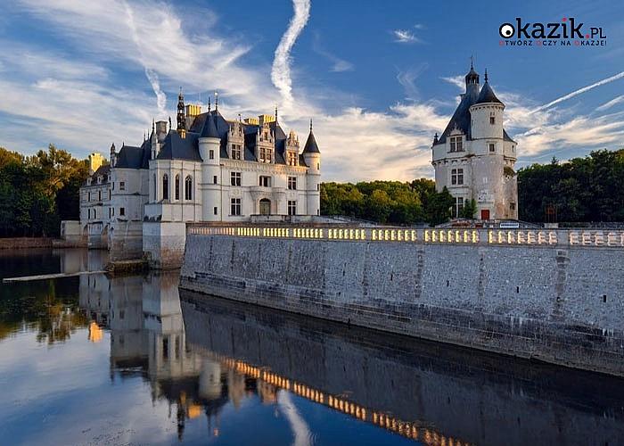 Rodzina na wakacjach - Disneyland, Paryż, Zamki nad Loarą i parki rozrywki