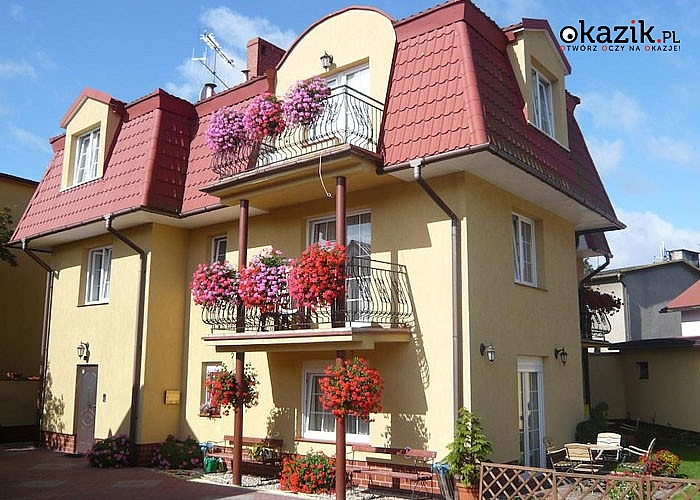 Dom Gościnny Amberek zaprasza na wyjątkowe pobyty nad polskim morzem! Międzyzdroje zapraszają!
