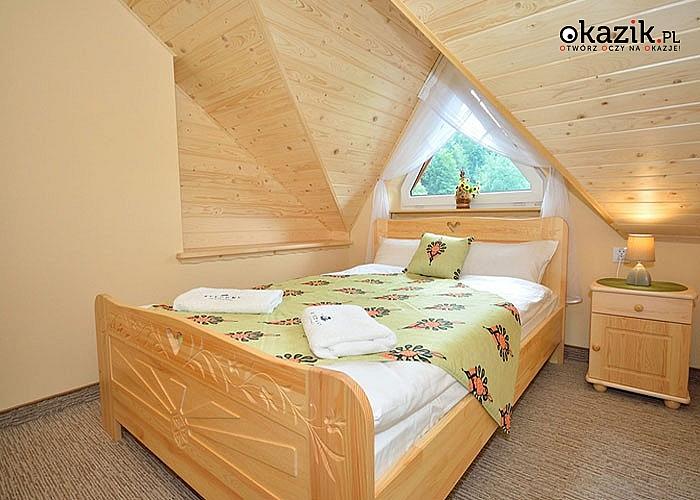 Dom Wypoczynkowy Sykowny w Białym Dunajcu zaprasza na komfortowe pobyty w okresie ferii zimowych!