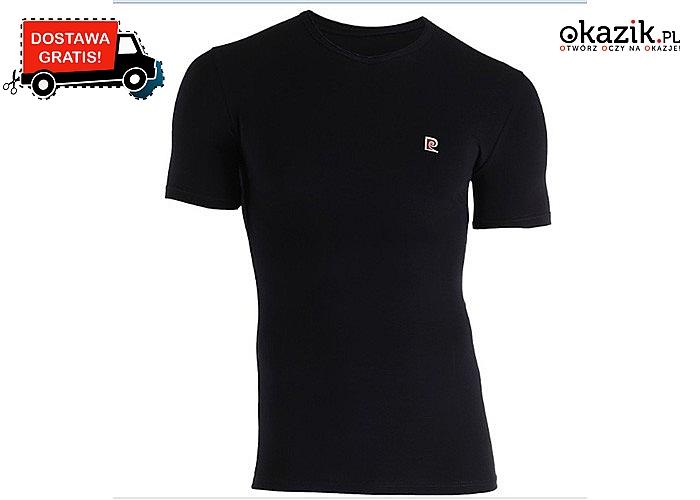 Komplet bielizny męskiej koszulka i bokserki marki Pierre Cardin