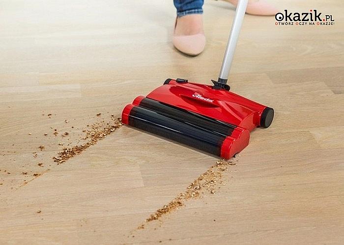 Szczotka elektryczna Quick and Clean to produkt nowej generacji, który ułatwi codzienne, szybkie sprzątanie.