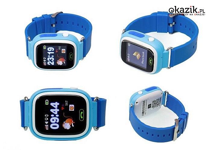 Smartwatch Garett Kids 2 i zawsze wiesz gdzie jest Twoje dziecko