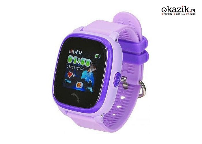 Smartwatch Garett Kids 4 pozwolić dzieciom na więcej swobody jednocześnie nie narażając ich bezpieczeństwa