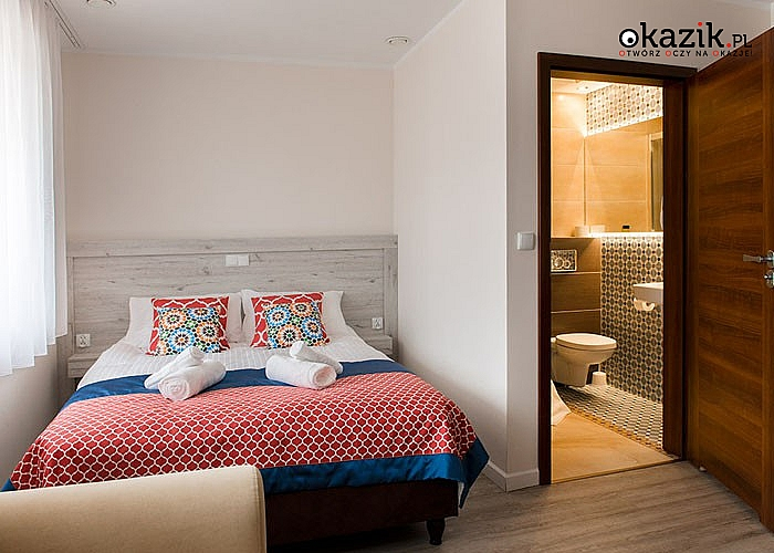 Zafunduj sobie odrobinę relaksu - hydromasaż oraz basen solankowy w cenie pakietu! Villa Andalucia w Ciechocinku.