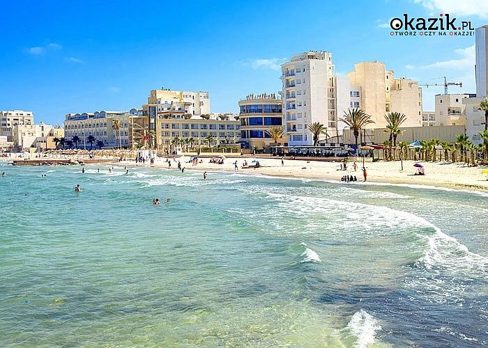 """""""U Wrót Sahary..."""" Objazdowa wycieczka po Tunezji- zwiedzanie+ wypoczynek w atrakcyjnych lokalizacjach!"""