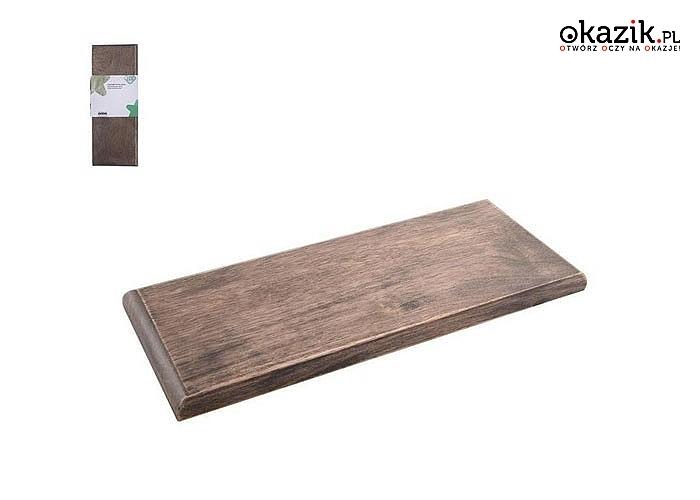 Zaoszczędź miejsce w kuchni! Stalowa lub drewniana listwa magnetyczna!
