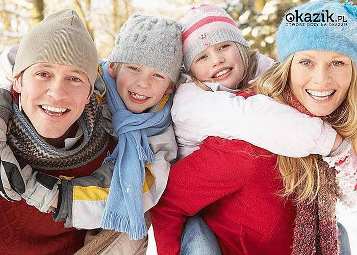 Zima na skraju Borów Tucholskich! Cisza i spokój- spędź magiczne chwile w Dworku Tucholskim!