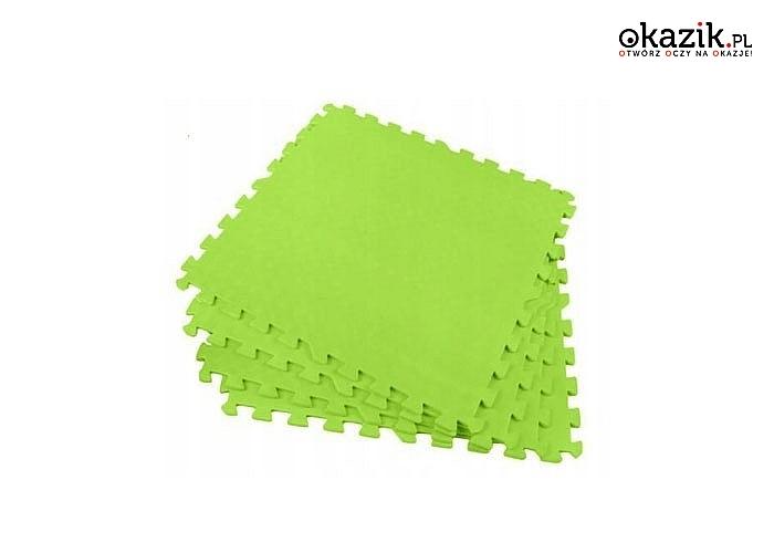 Zabawka certyfikowana! Zbuduj dywan piankowy!