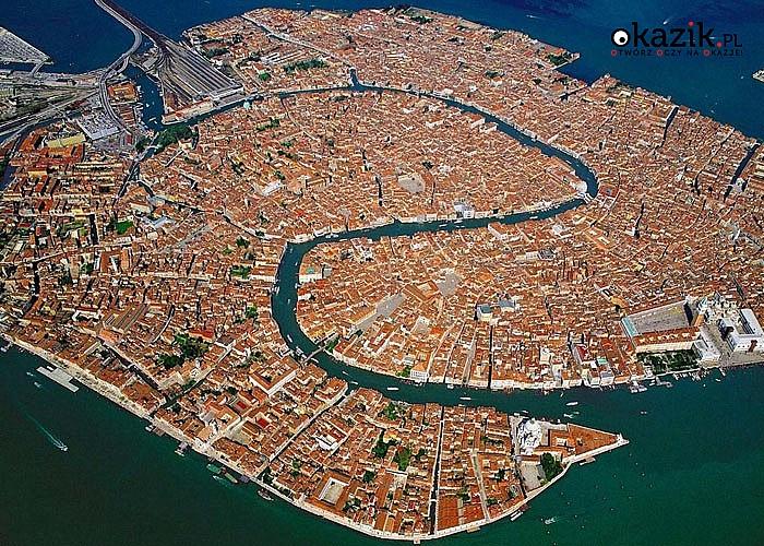 3 dniowa wycieczka do Wenecji! Karnawałowa zabawa na ulicach Włoch!