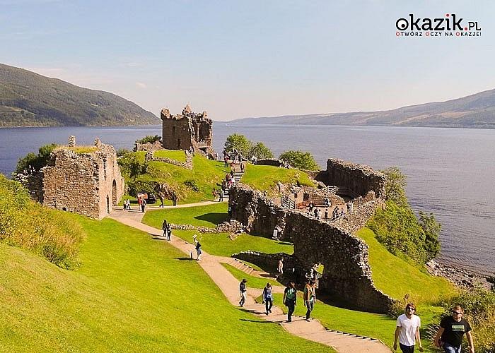 Szkocja - Whisky, krata i potwór z Loch Ness! Autokarowa wycieczka objazdowa!