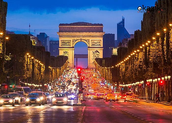 Najpiękniejsze rzeczy dzieją się między ludźmi w Paryżu. Zabierz ukochaną osobę na romantyczny Walentynkowy wyjazd!